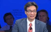 Phó Thủ tướng Vũ Đức Đam nói về chương trình sách giáo khoa mới tại WEF ASEAN
