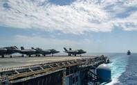 Lầu Năm Góc nóng mặt với tàu chiến Nga, Mỹ triển khai F-35 tới Syria?