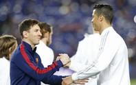 Messi: Real Madrid suy yếu khi không còn Ronaldo