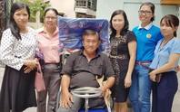 Hỗ trợ phương tiện đi lại cho công nhân bị tai nạn lao động