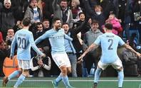 Thắng nghẹt thở Bristol, Man City mơ chung kết League Cup