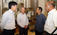 Đối thoại Phát triển bóng đá Việt Nam: Trách nhiệm giải trình của VFF