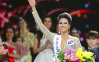 Khen thưởng đột xuất tân Hoa hậu Hoàn vũ Việt Nam