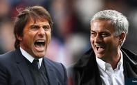 Conte tuyên bố thôi chiến tranh với Mourinho