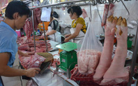 Chợ Bến Thành sẽ bán thịt heo sạch