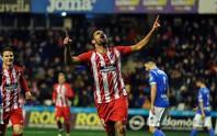Diego Costa nổ súng ngày tái xuất Atletico ở Cúp Nhà vua