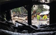 California: Dòng sông bùn ập tới, ít nhất 13 người chết