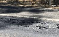 Úc:Nắng nóng tới nỗi chảy nhựa cả 10 km đường cao tốc