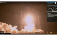 Mỹ phóng tàu vũ trụ bí mật Zuma vào vũ trụ