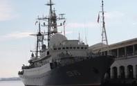 Tàu do thám Nga bị tố áp sát căn cứ quân sự Mỹ