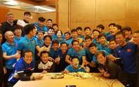 Xuân Trường đăng clip mừng sinh nhật đáng nhớ cho Công Phượng, Đức Huy
