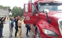 Đà Nẵng: Phát hiện phụ xe đầu kéo dương tính với chất ma túy đá
