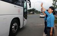 Chương trình Tấm vé nghĩa tình: Ấm áp lễ tiễn 1.500 công nhân về quê đón Tết
