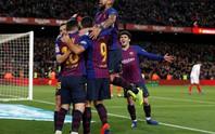 Vùi dập Sevilla, Barcelona gửi cảnh báo ở Cúp Nhà vua