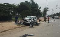Nam tài xế gây tai nạn liên hoàn khiến 2 vợ chồng tử vong ra trình diện