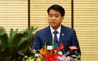 Chủ tịch Hà Nội Nguyễn Đức Chung nêu lý do ký quy định cấm ghi hình tại nơi tiếp dân