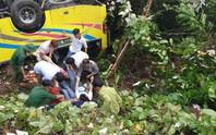 Vụ xe ô tô rơi xuống vực đèo Hải Vân: Đưa thi thể sinh viên tử vong về quê