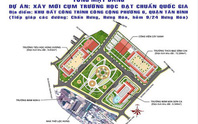 Dự án xây trường học công lập ở khu vườn rau Tân Bình: Cần hợp tác, tuân thủ luật