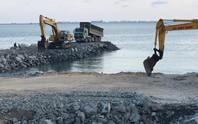 Vũng Tàu tạm dừng dự án lấn biển làm thủy cung