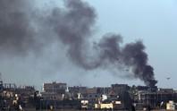 Quân Thổ Nhĩ Kỳ nã pháo tiền đồn của Mỹ  ở Syria