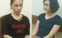 2 cô gái xinh đẹp bị bắt khi đang vận chuyển, tàng trữ ma túy