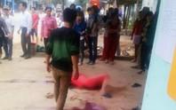 Ghen tuông, chồng chém vợ 54 tuổi rồi cắt cổ tự tử