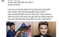 Đàm Vĩnh Hưng treo thưởng 20 triệu, kêu gọi fan dạy dỗ người cha bạo hành con?