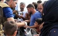 Khủng hoảng nhân đạo mới ở Đông Bắc Syria