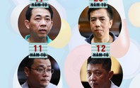 [Infographic] Buôn thuốc giả, cựu Tổng giám đốc VN Pharma lãnh 17 năm tù