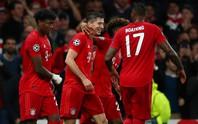 Bayern Munich thắng hủy diệt 7-2, Tottenham sắp mất ngôi á quân