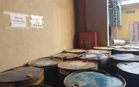Nước sạch Sông Đà nhiễm dầu: Dầu thải của Công ty Gốm sứ Thanh Hà