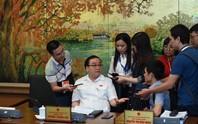 Bí thư Hà Nội Hoàng Trung Hải: Thành phố phản ứng hơi chậm một số vụ việc vừa qua