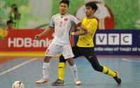 Tuyển Việt Nam chạm trán Thái Lan ở bán kết Giải Futsal Đông Nam Á