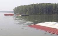 Diễn biến mới nhất vụ chìm tàu chở container ở Cần Giờ