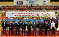 Việt Nam, Thái Lan, Indonesia giành suất dự VCK Futsal châu Á 2020