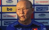 HLV Park Hang-seo: Chấn thương của Đình Trọng đã tốt hơn