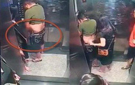Người tiểu bậy trong thang máy chung cư Moscow Tower lên tiếng xin lỗi