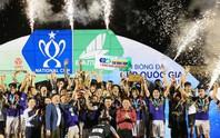 Hà Nội giành cú đúp danh hiệu
