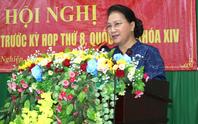 Chủ tịch Quốc hội Nguyễn Thị Kim Ngân nói về 12 dự án ngàn tỉ đắp chiếu của Bộ Công thương