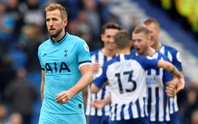 Thua trắng Brighton 0-3, Tottenham nỗi buồn chồng chất