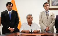 Ecuador: Biểu tình bạo lực đến mức tổng thống phải rời thủ đô