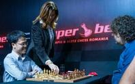 Lê Quang Liêm xếp hạng 4 Grand Chess Tour Superbet