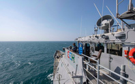 Đài Loan trấn an người dân khi tàu chiến Mỹ đi qua eo biển Bashi