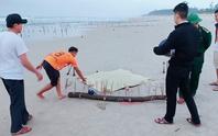 Thi thể mất đầu trôi vào bãi biển Quảng Nam