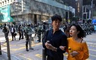 Chủ tịch Trung Quốc kêu gọi chấm dứt bạo lực ở Hồng Kông