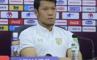 HỌP BÁO: HLV Thái Lan Nishino: Quyết tâm đánh bại tuyển Việt Nam đang lên...