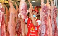 Thịt heo bị găm hàng, thổi giá