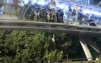 Bế tắc Hồng Kông chưa có lối thoát sau đêm căng thẳng