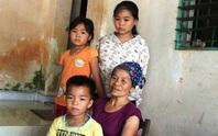 Vận động người thân 3 trẻ mồ côi rút tiền trả nợ 50 triệu đồng do bố chết để lại