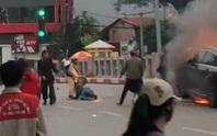 Vụ nữ tài xế Mercedes gây tai nạn thảm khốc: Phó Thủ tướng khen Trung tá CSGT cứu người